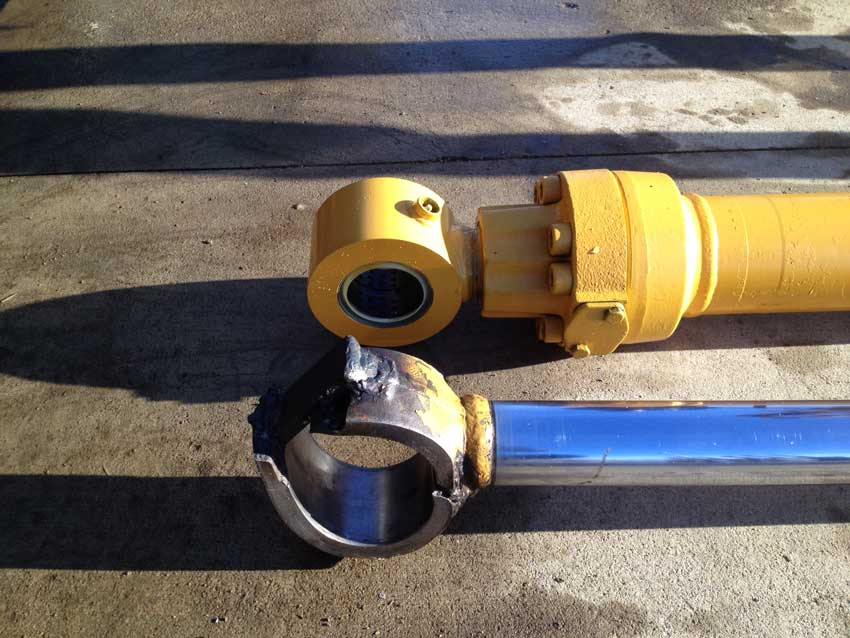 Hydraulic Cylinder Repair | HighMark Mechanical Inc