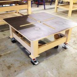 Pump table 4X4 Harvest