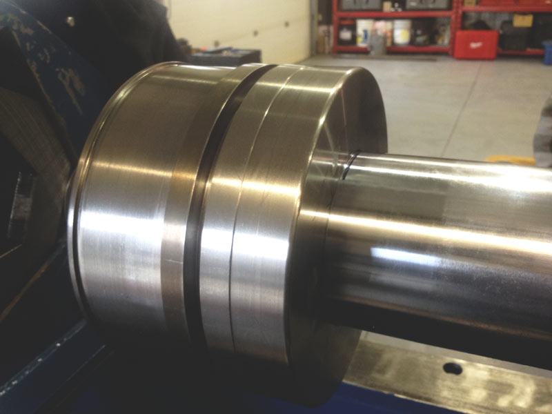 Hydraulic Cylinder Repair | HighMark Mechanical Inc